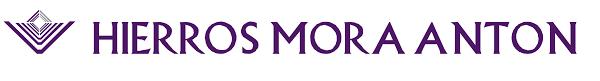 Hierros Mora Antón Logo